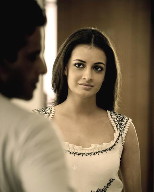 جميلات بوليود الهند  Dia+mirza