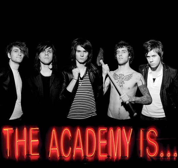 The Academy: Ashley Nixon : April 2011