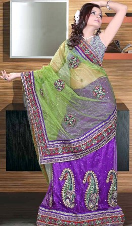 Wedding-Lehenga-Saree