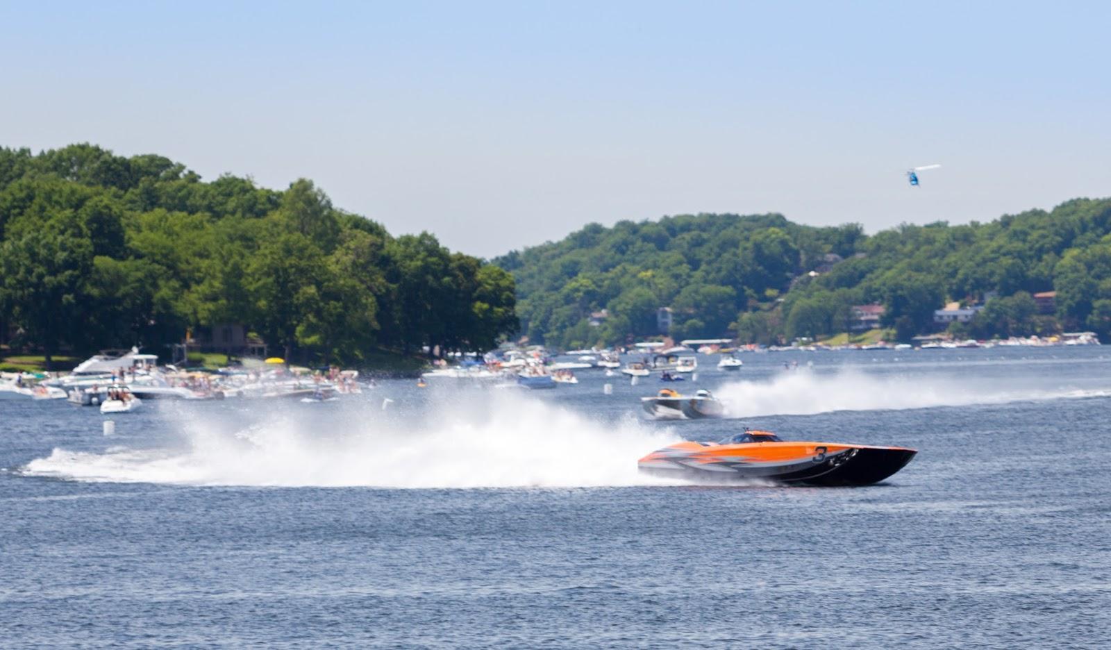 Surdyke Yamaha & Marina: Lake Race 2015!