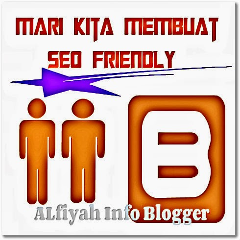 SEO Friendly in Blogger