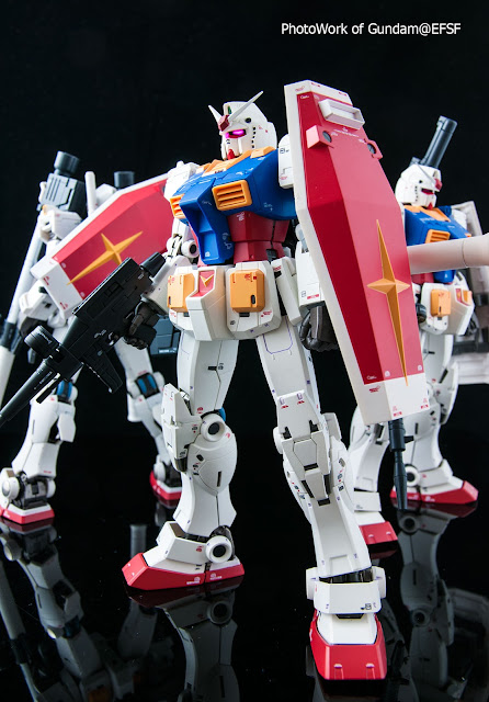 bandai gff metal composite gundam the origin