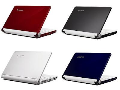 Daftar Harga Laptop Lenovo Terbaru Bulan April 2013