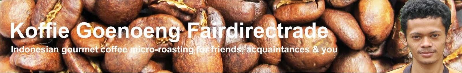 Koffie Goenoeng FairSHARE