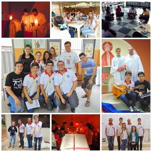 Nosso grupo da JM