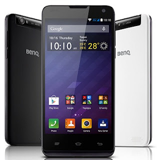 HP Android Benq B502