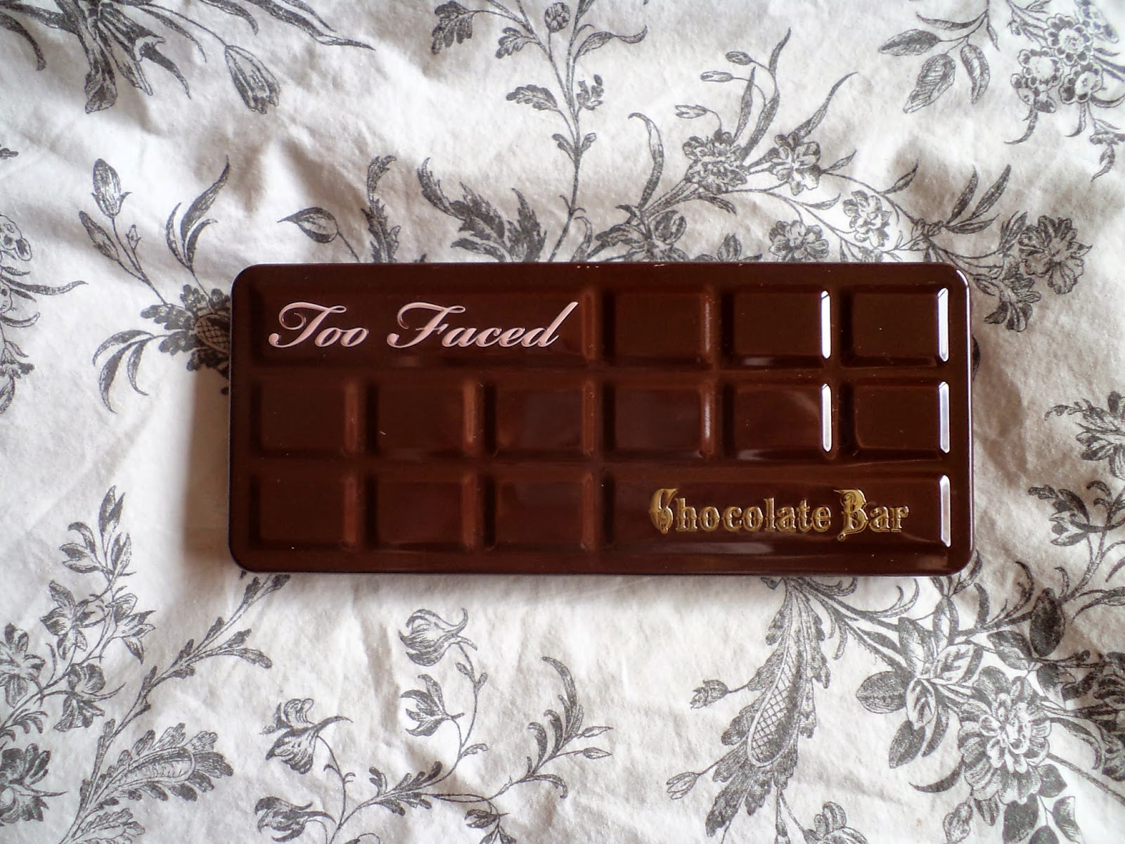 Too Faced Chocolate Bar Review and Swatches