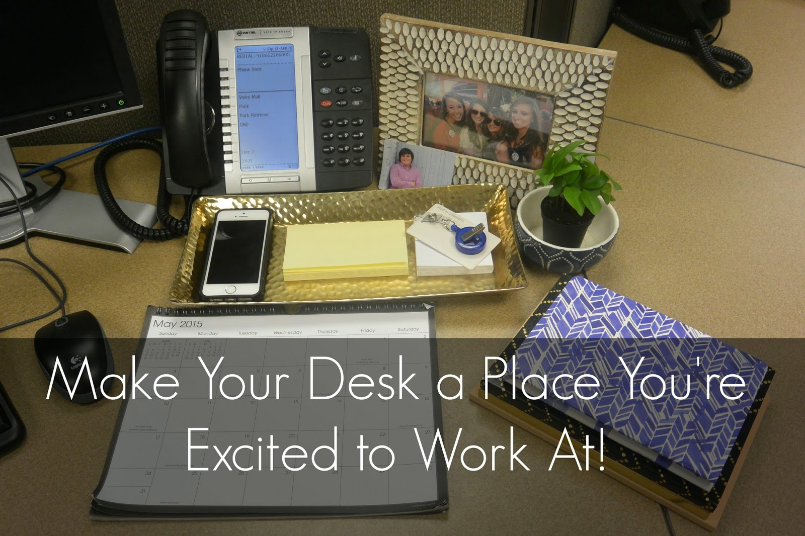 Cool Ideas To Decorate Your Office Desk