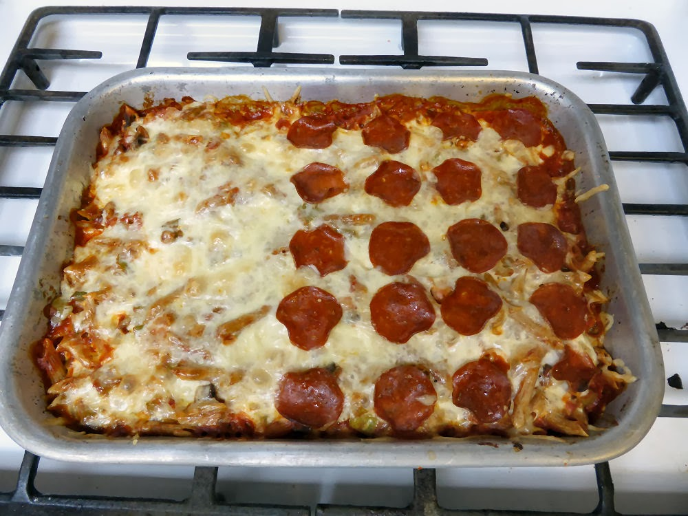 Supreme pizza casserole recipes - supreme pizza casserole ...