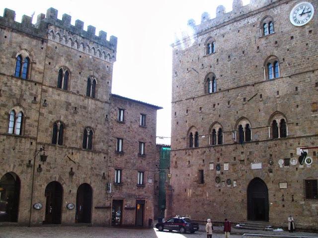 Italia - Volterra