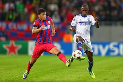 Video Steaua Bucharest Vs Chelsea Hasil Liga Champions 2 Oktober 2013