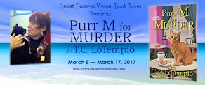Purr M for Murder - 15 March