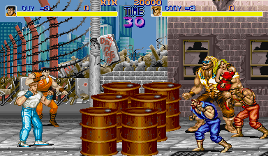 download arcade game portable Final Fight