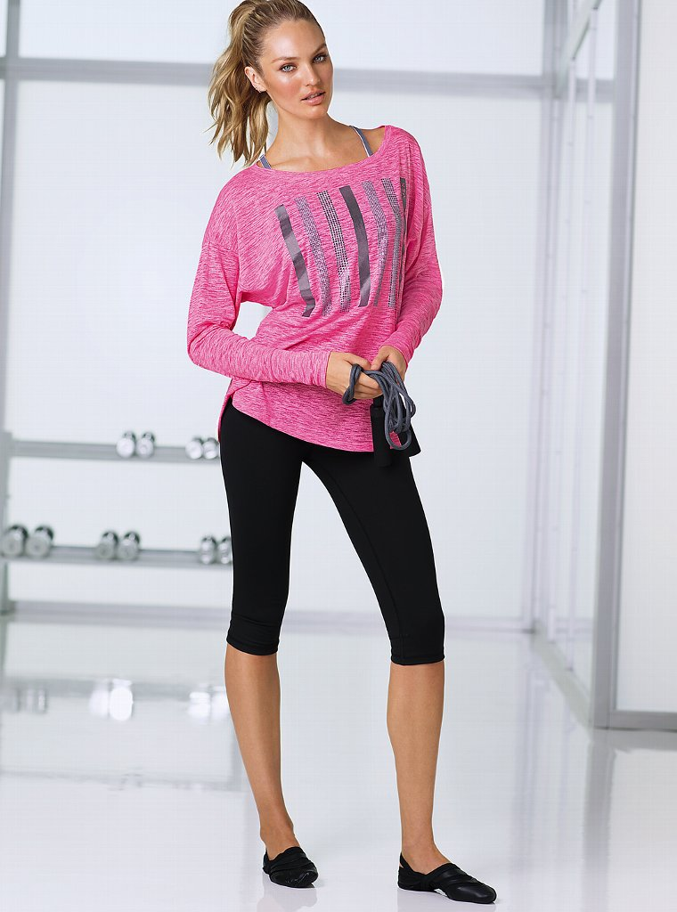 Candice Swanepoel for VSX, December 2012