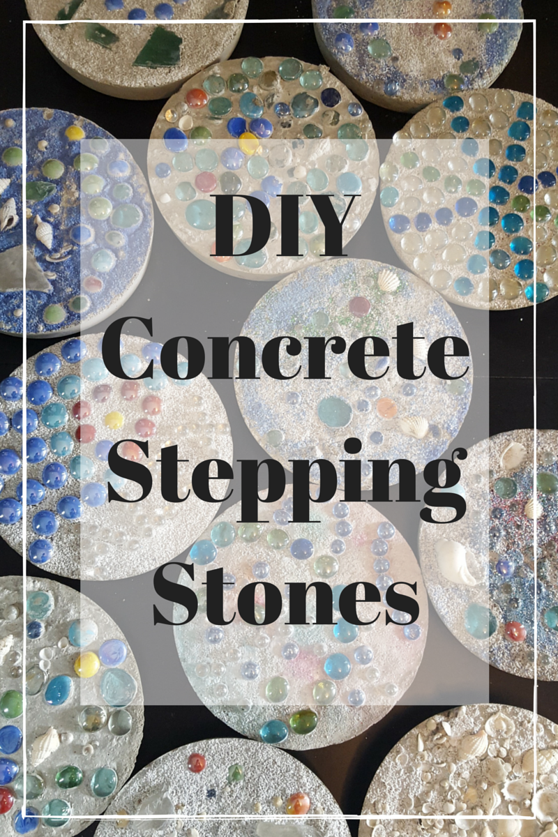 Diy Stepping Stones The Civilized Engineer Diy Concrete Stepping Stones