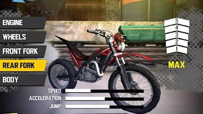 Trial Xtreme 4 MOD Apk Data