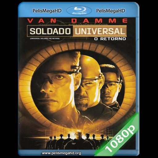 SOLDADO UNIVERSAL 2: EL RETORNO (1999) 1080P HD MKV ESPAÑOL LATINO