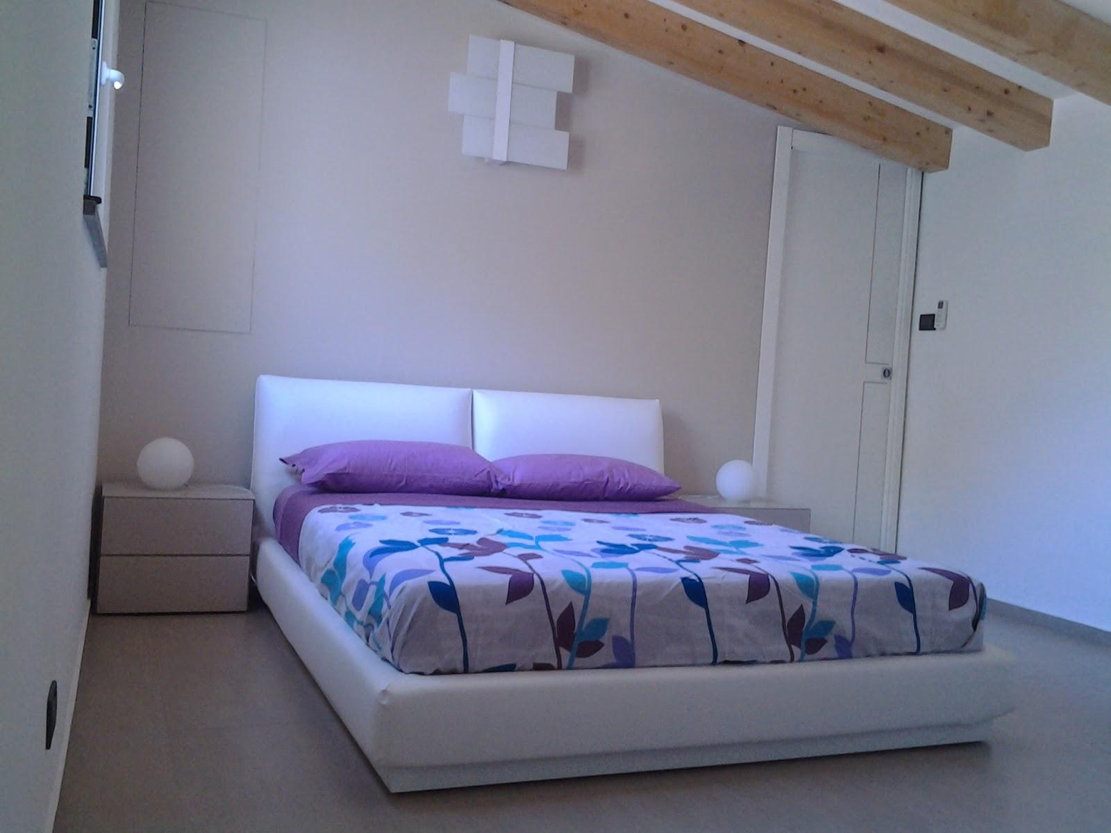 Architetto gaetano frud stanza da letto moderna - Camera da letto rustica moderna ...