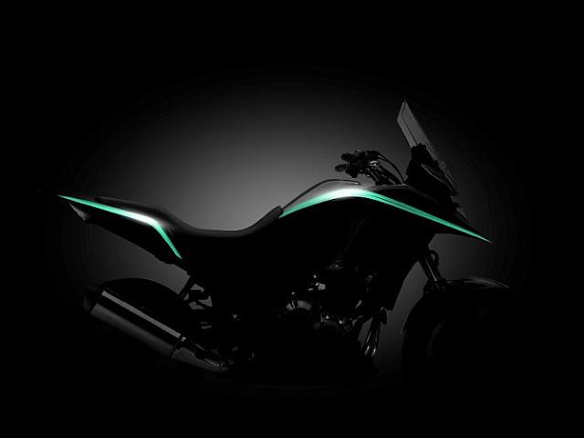 New 2016 Honda Crosstourer VFR1200X and new crossover