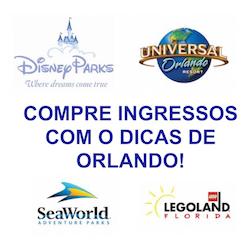 Compre Ingressos no Dicas Orlando!