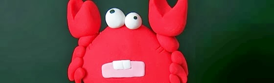Header picture for stacking crabby cake