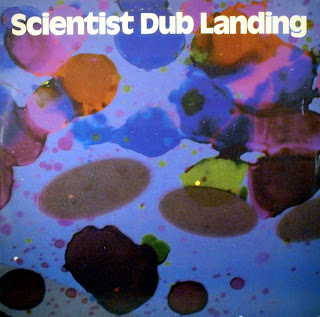Scientist - Dub Landing,Starlight Records 1981