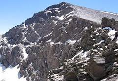cumbre del Mulhacén