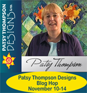 Patsy Thompson Blog Hop
