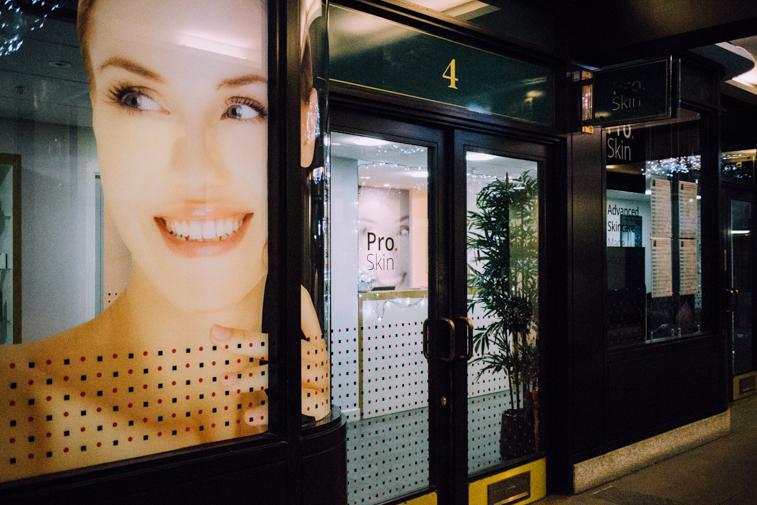 ProSkin Liverpool Street