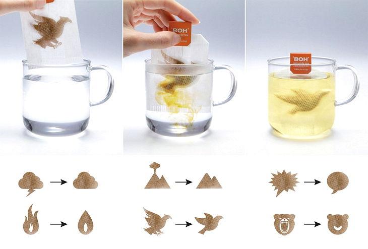 Tea Birds