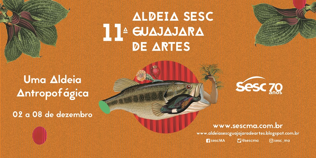 11ª Aldeia Sesc Guajajara de Artes