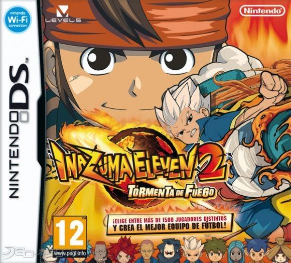 Descargar Inazuma Eleven - Tormenta de Fuego