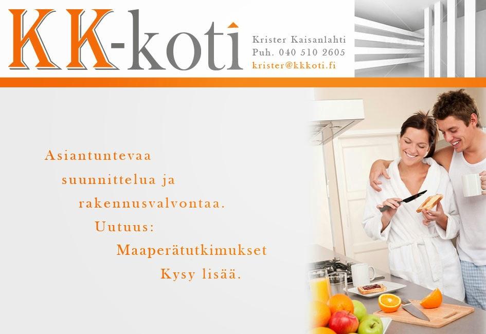 KK-Koti Oy - Valmistalot ja talopaketit
