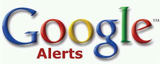 Logotipo de Google Alerts