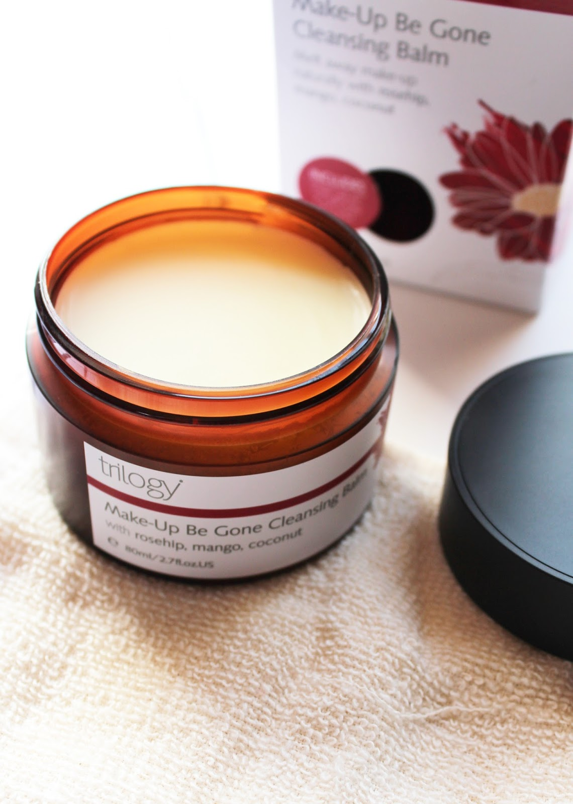 TRILOGY | Make-Up Be Gone Cleansing Balm Review - CassandraMyee