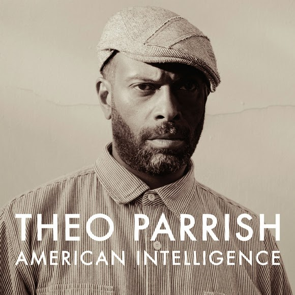 Theo Parrish - Be In Yo Self