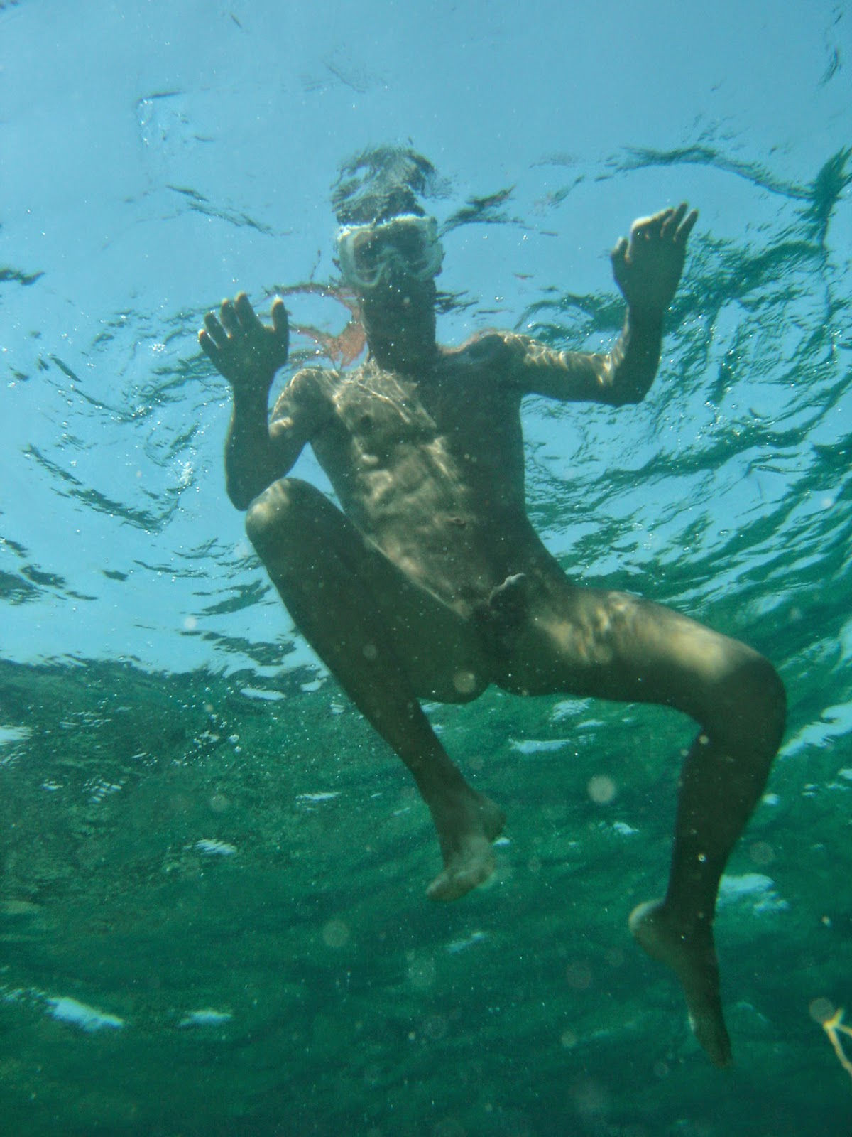 from Kolten nude scuba diving movie