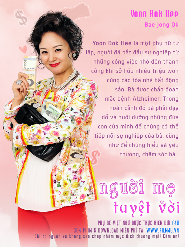 Phim Nguoi Me Tuyet Voi - Wonderful Mama 2013