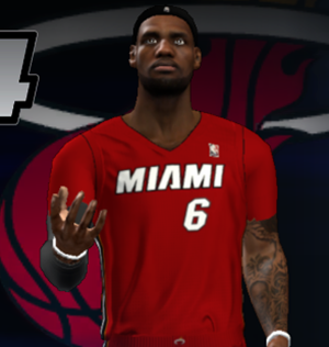 NBA 2K14 Unlocked Short-Sleeved Jerseys Mod