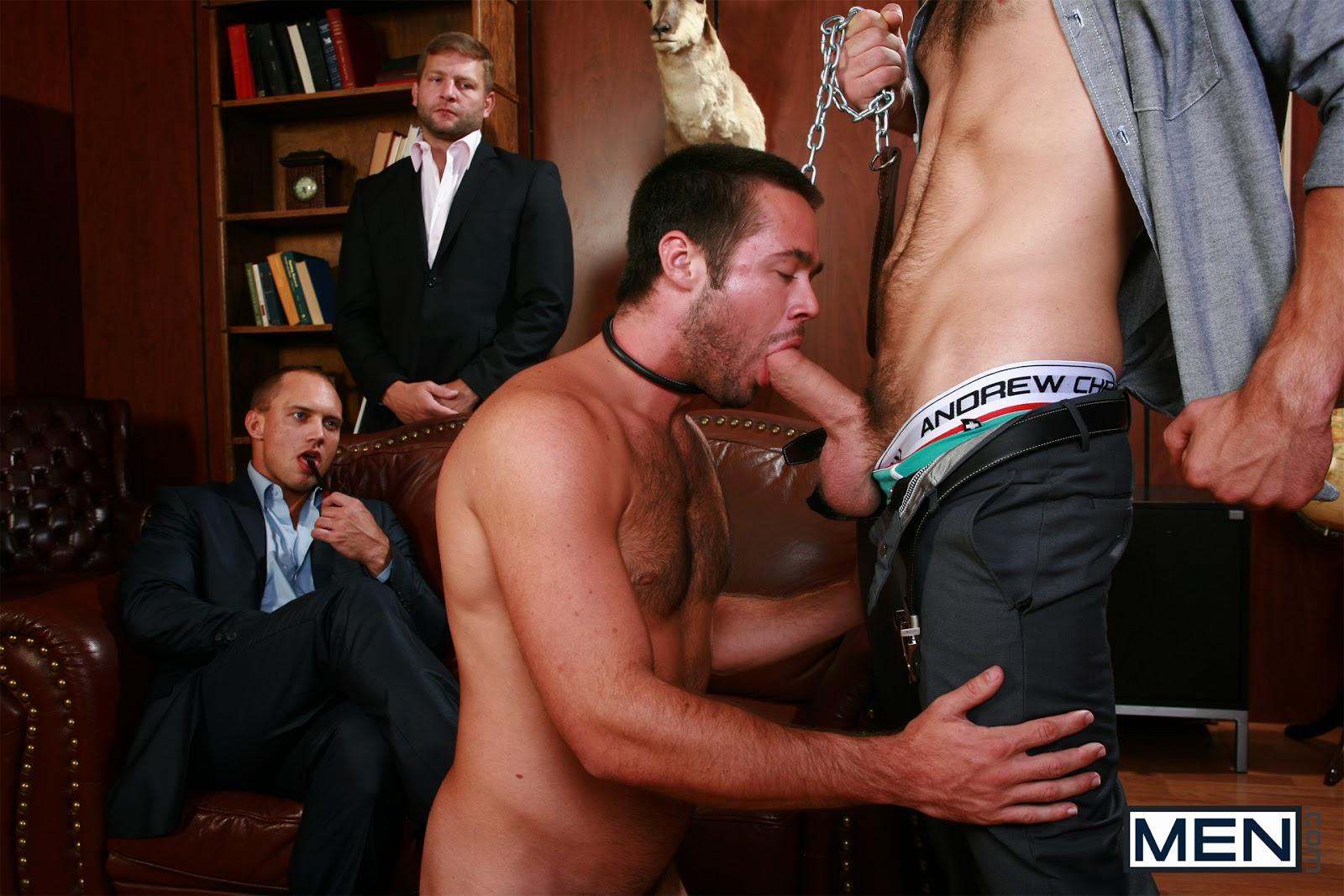 Jeune esclave encul en salle de torture - Video gay