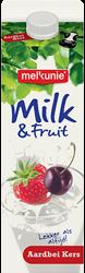 lekkere melk - milk & fruit aardbeid - kers