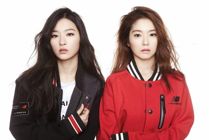 Irene and Seulgi - Oh Boy!Vol. 44