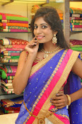 Mounika Reddy Glam pics in Half saree-thumbnail-6
