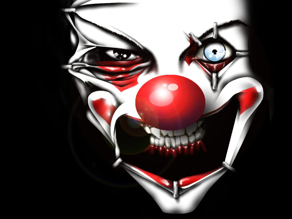 Scary clown wallpaper |Clickandseeworld is all about Funny|Amazing