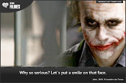 Why so serious? Let's put a simle on that face.