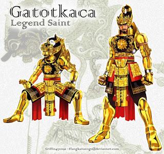 Kartun Wayang Gatotkaca Super Saiya Legend