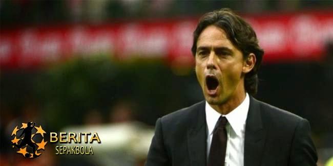 Inzaghi: Milan Tak Wajar Kalah di Kandang