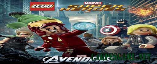 LEGO MARVELs Avengers-Reloaded Full Crack
