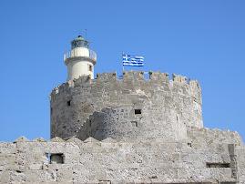 Phare de Rhodes (Grèce)