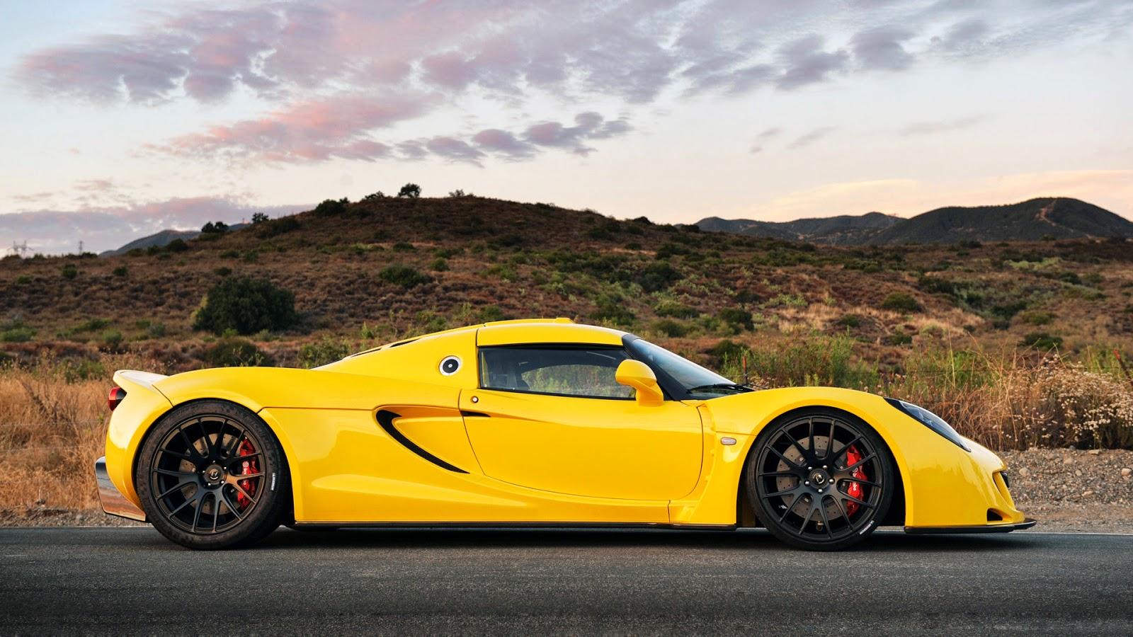 2012 Hennessey Venom GT V3 Pictures